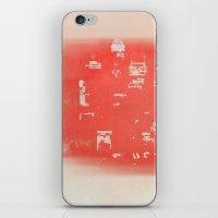 tokyo iPhone & iPod Skins featuring Tokyo by Fernando Vieira