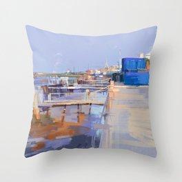Jun 5, Sankt-Peterburg Throw Pillow
