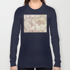 An Accurate Map Long Sleeve T-shirt