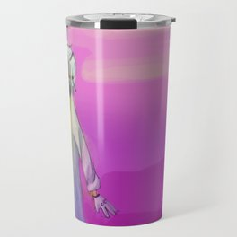 Watch out! Clear and Aoba Travel Mug