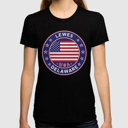 Lewes, Delaware T-shirt
