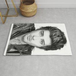 Zayn Malik Drawing Rug