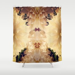 Dahlia Dream III Shower Curtain