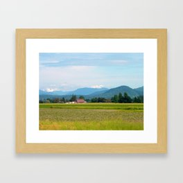 Untitled 7. Framed Art Print