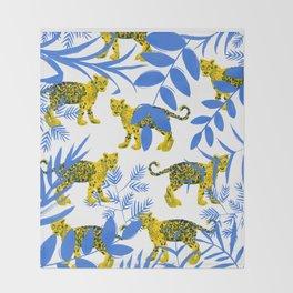 Jaguar Magic Throw Blanket