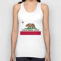 2pac Tank Tops featuring California Love by Poppo Inc.