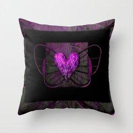 Elysium 2c by Kathy Morton Stanion Throw Pillow