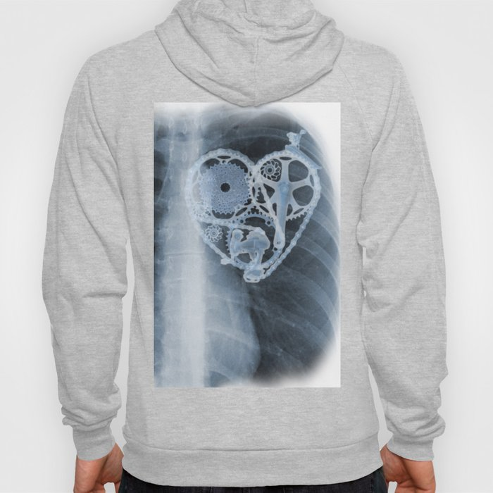 bike lover X-ray Hoody