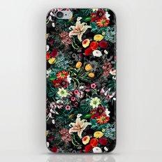 Summer Botanical Garden XII iPhone Skin
