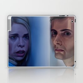 A different universe - Doctor Who Laptop & iPad Skin