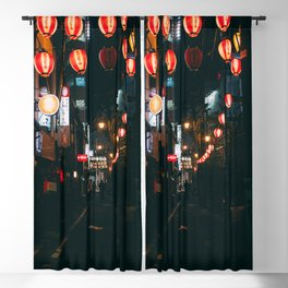 Tokyo 78 Blackout Curtain