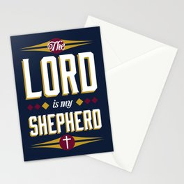 Ps. 23:1 Stationery Cards