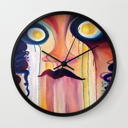 Athene Wall Clock