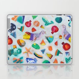 All things bright and beautiful Laptop & iPad Skin