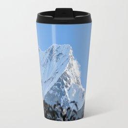 Machapuchare summit Travel Mug