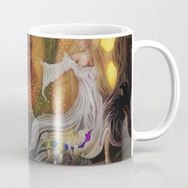 Odin & Frigg Coffee Mug