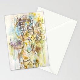 Venus in Pisces.  Stationery Cards