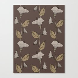 A Midsummer Nightshade's Dream Canvas Print