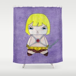 Chateau Shower Curtains