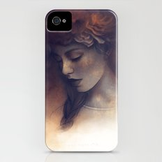 Flower Crown iPhone (4, 4s) Slim Case