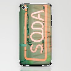 Soda iPhone & iPod Skin