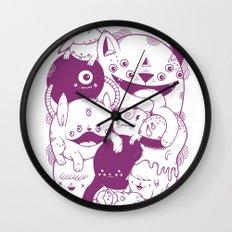 The living dream Wall Clock