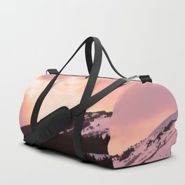 Rose Quartz Turbulence - II Duffle Bag