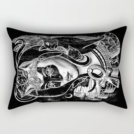 Bastet Rectangular Pillow