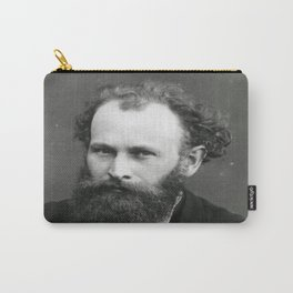 Portrait of Manet by Nadar Carry-All Pouch