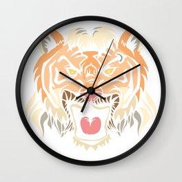 Mullet Tiger Wall Clock