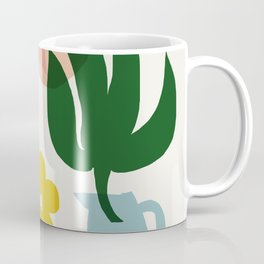 Abstraction_Floral_002 Coffee Mug