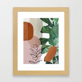 Simpatico V2 Framed Art Print