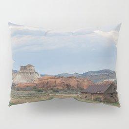 Cabin in the Desert Pillow Sham