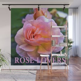 A ROSE is a ROSE Wall Mural