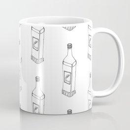 Tequila Pattern Coffee Mug