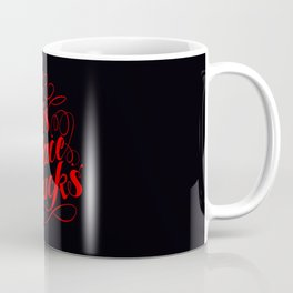 This place sucks Coffee Mug