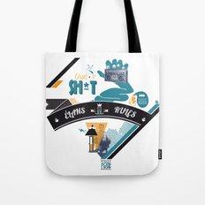 L. Tote Bag