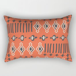 Terracotta Rectangular Pillow