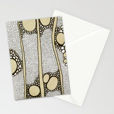 Inside Black Locust Stationery Cards