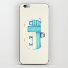 Caravan Palace iPhone & iPod Skin