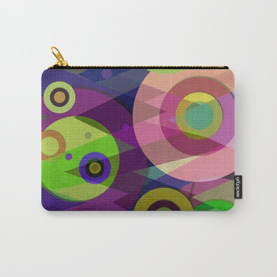 Abstract #512 Carry-All Pouch