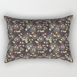 Soot Sprite Rectangular Pillow