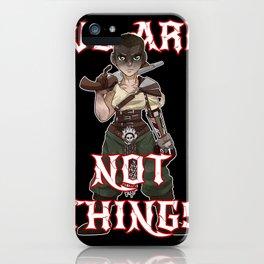 Mad Max - Fury Road - Furiosa iPhone Case