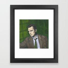 Jack Kerouac Framed Art Print