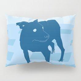 Blue Yuri Pillow Sham