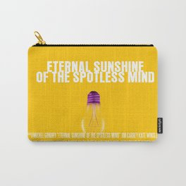 Eternal Sunshine Of The Spotless Mind Movie Poster Carry-All Pouch
