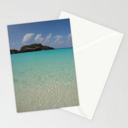St. John, Trunk Bay Stationery Cards