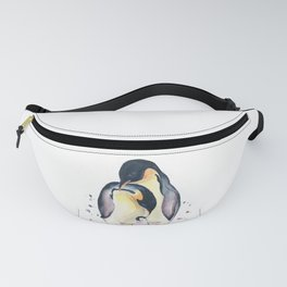 Penguins Family Fanny Pack