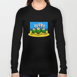 Budgie Smugglers Long Sleeve T-shirt