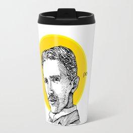 St. Tesla Travel Mug
